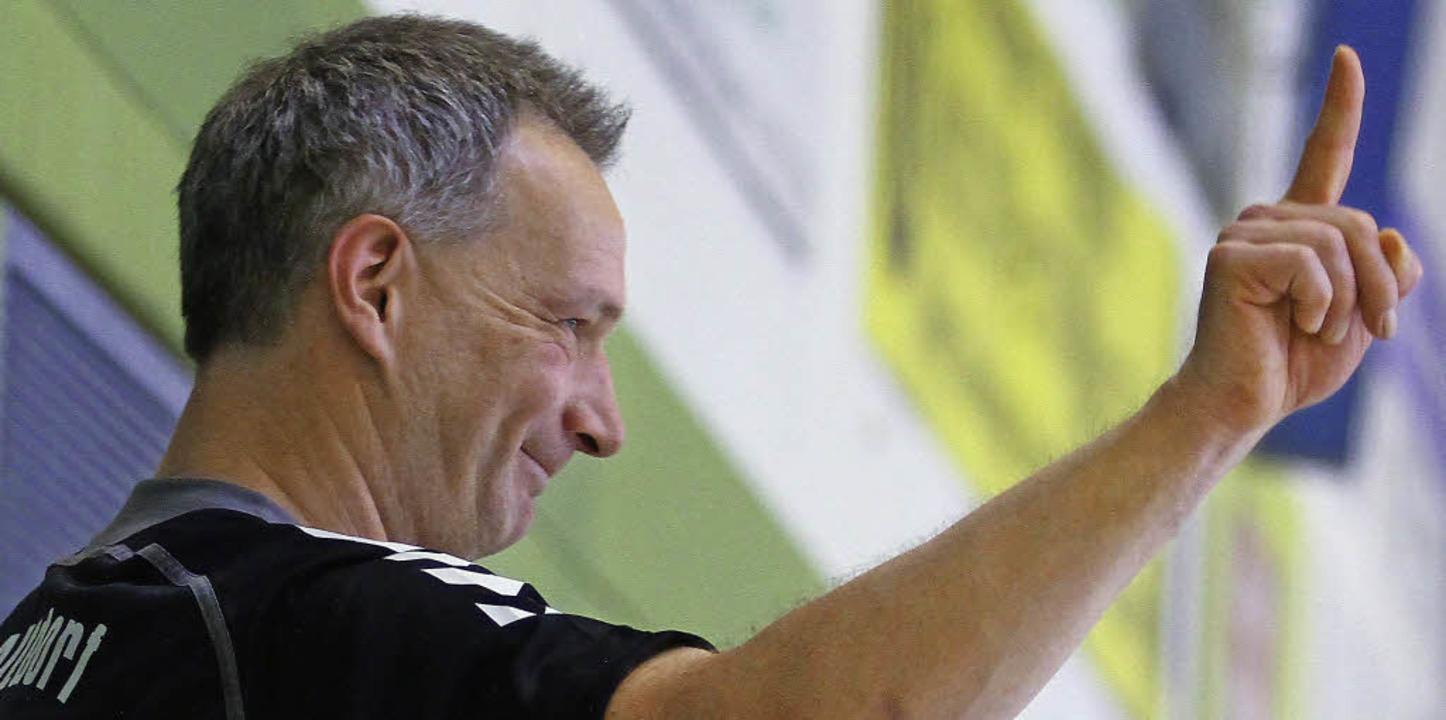 Thomas Bauert trainiert künftig einen Landesligisten.     Foto: Archiv: Peter Aukthun