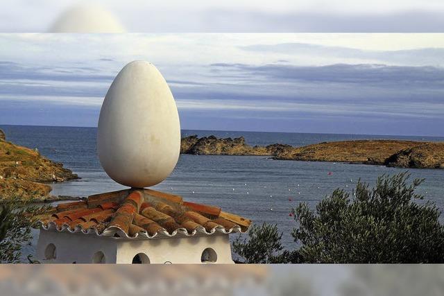 Salvador Dali und die Sommer an der Costa Brava