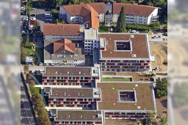 Pflegeheim Markgräflerland sucht händeringend Azubis