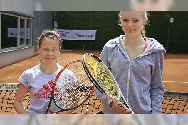 Tennistitel erstmals an Schwestern