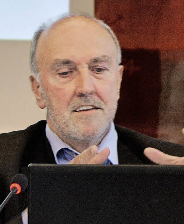 Gutachter Helmut Dörr  | Foto: Ralf H. Dorweiler