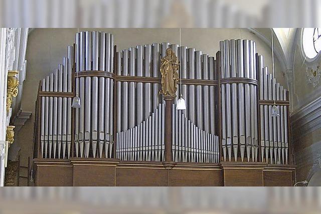 Wehrer Dold-Orgel klingt in Auschwitz