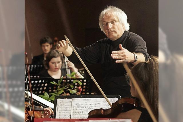 Große Ovationen beim Abschied von Reinhard Holz