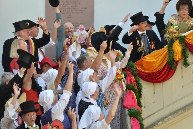 Freiheitsfest: So feiert Offenburg die badischen Revolutionäre