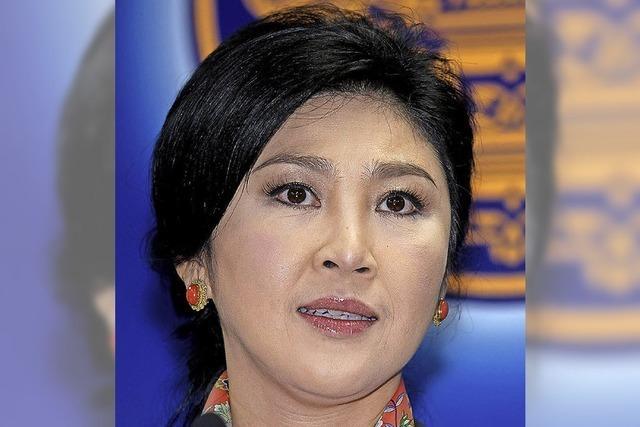 Richter entmachten Thailands Premierministerin