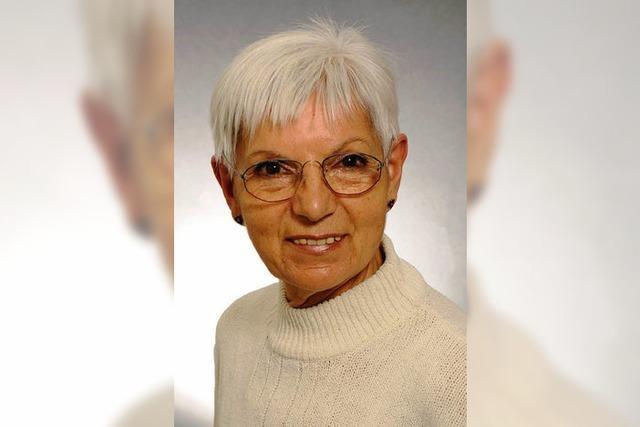 Helga Zimmermann (Weil am Rhein)