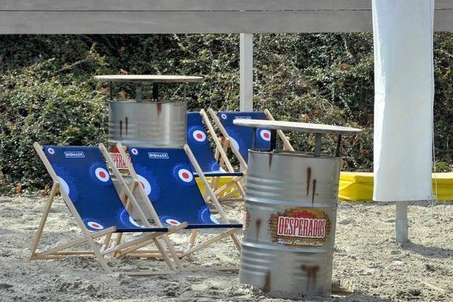 Open-Air-Party im Strandbad soll 10.000 anlocken