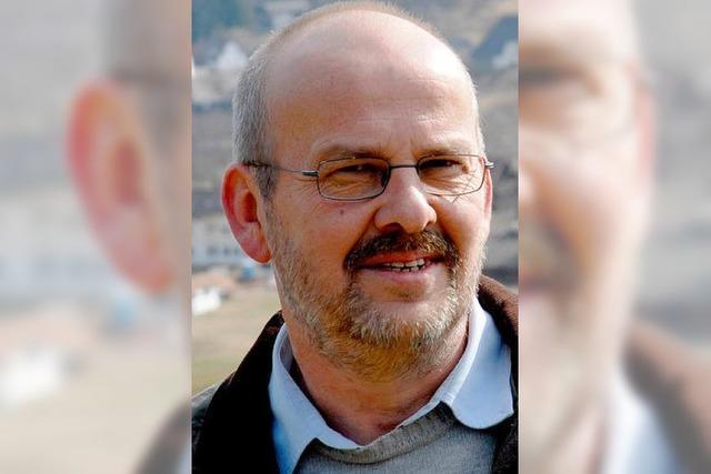 Dieter Schäfer (Häusern)