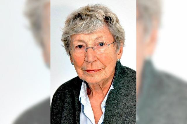 Rita Stoephasius (Freiburg)
