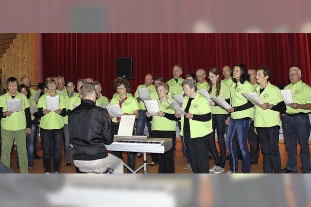 275 Jahre Kirchenchor Unadingen