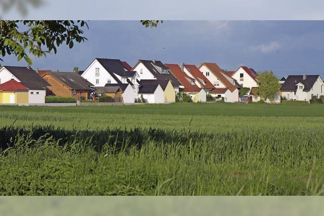Endinger Gemeinderat macht Weg für 14,6 Hektar neues Bauland frei