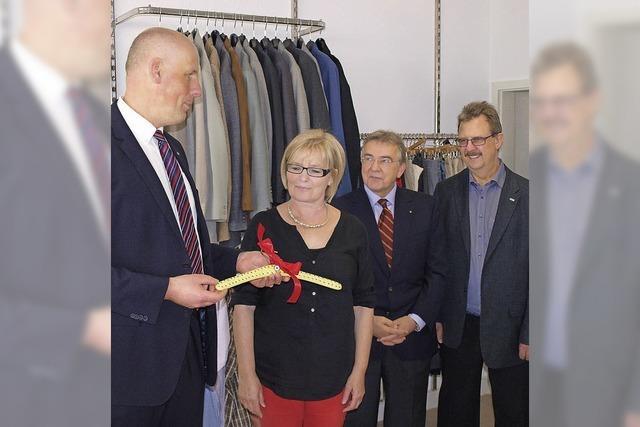 Neuer DRK-Kleiderladen