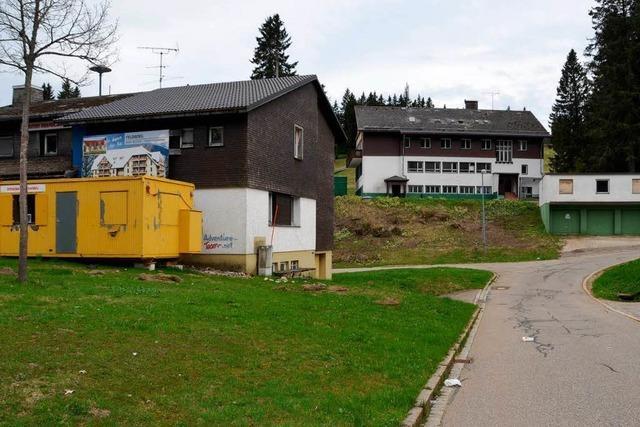 Berghotel Schlager wird abgerissen – Wohnpark am Grafenmatt