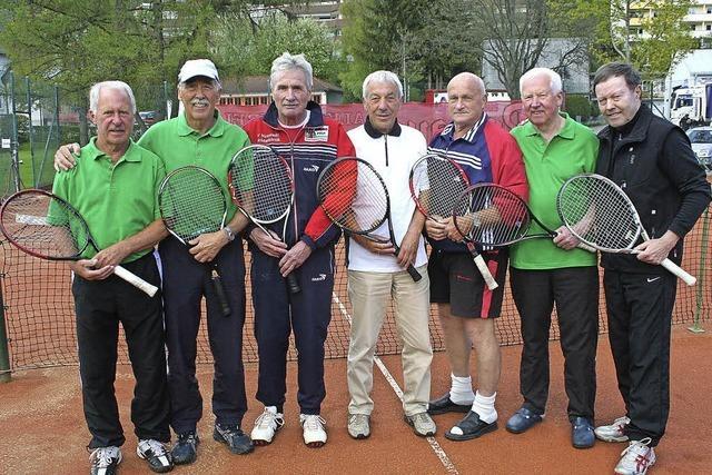 Umbruch bei den Tennissenioren