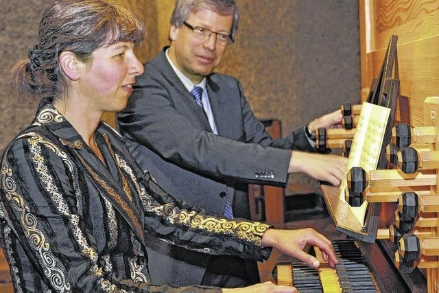 Ein klassisches Orgelkonzert in großer Perfektion