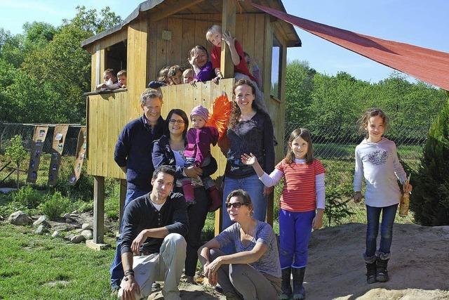 Ein neues Haus für Kinder