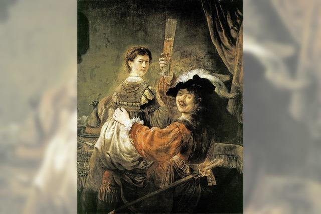 Rembrandt - ein Leben wie ein Spielfilmheld