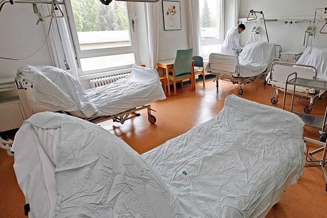 Versorgung in Kliniken braucht mehr Planung