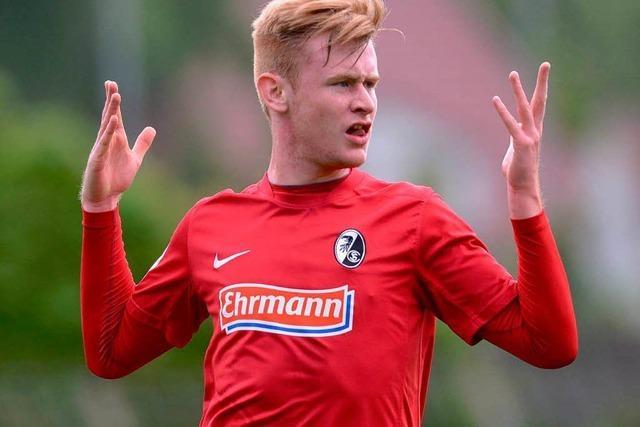Sebastian Kerk verlängert beim SC Freiburg