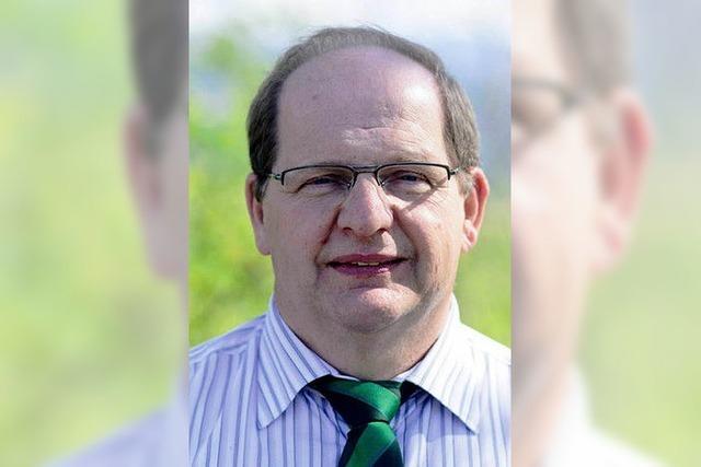 Manfred Barhofer (Oberried)