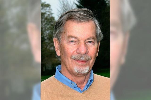 Dr. med. Gerd Babucke (Umkirch)