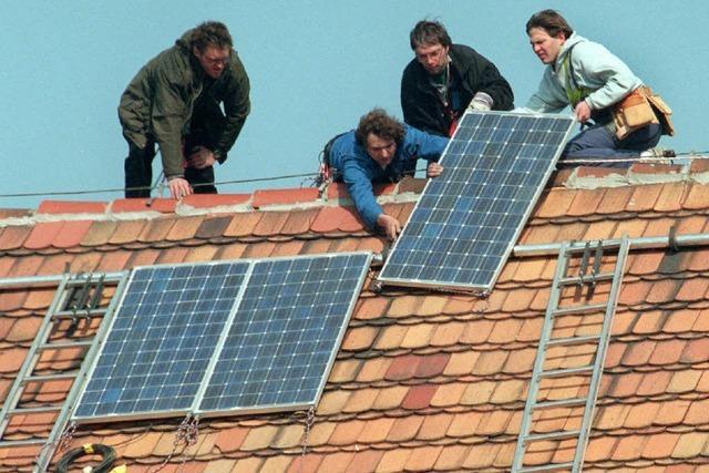 E-Werk-Angebot: Photovoltaikanlage zum Mieten – ab 49 Euro
