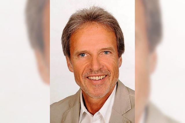 Ernst-Peter Scherer (Kandern)
