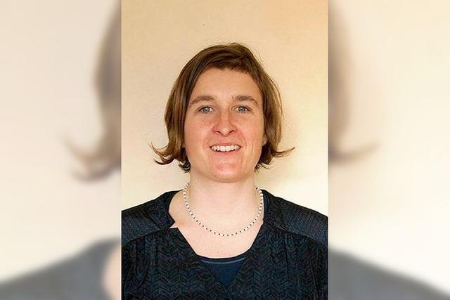 Claudia Borst (Heuweiler)