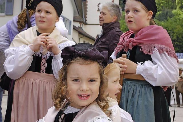 Hebel-Fest in Hausen