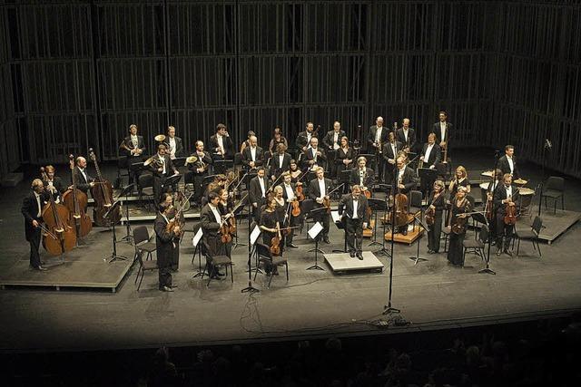 Eroica: Ensemble Anima Eterna Brugge im Landgasthof Riehen