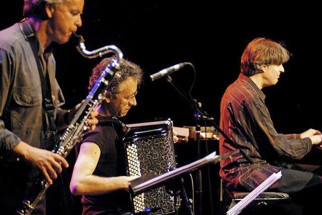 Grammygewinner Howard Levy spielt beim Jazzkongress