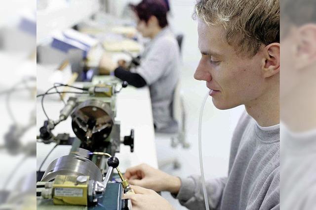 FIRMENSTRATEGIE: Geschäft robuster machen