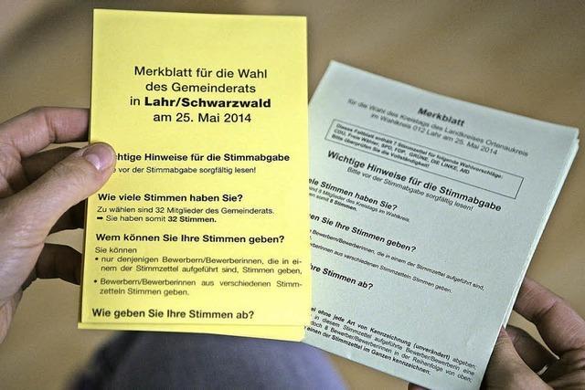16- und 17-Jährige dürfen erstmals bei der Kommunalwahl wählen