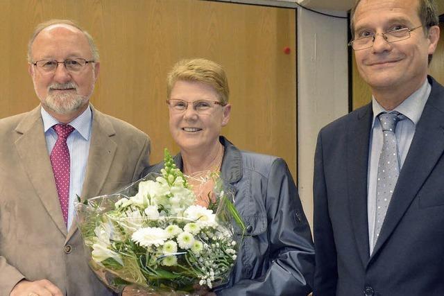 Gemeinderat dankt Finanzfachmann Dieter Krüsch