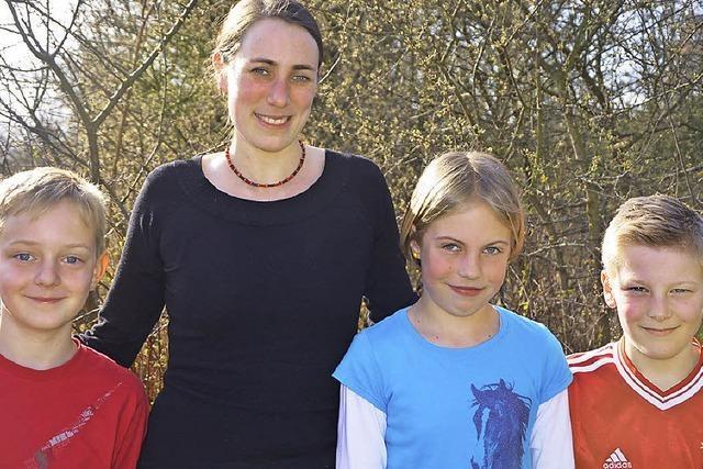 Drei Schülern geht im ZDF ein Licht auf
