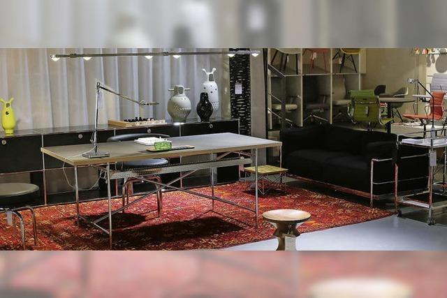 Möbelhaus mit Tradition feiert Jubiläum