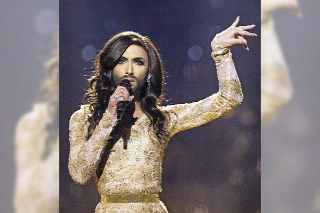Conchita Wurst ist Favorit beim ESC-Finale