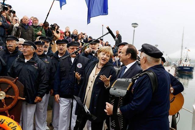 Hollande lobt