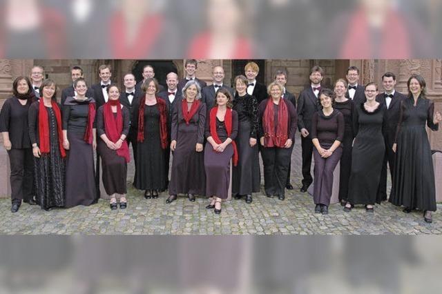 John Sheppard Ensemble in Hinterzarten