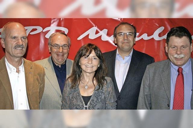 SPD will mehr Rot im Rat