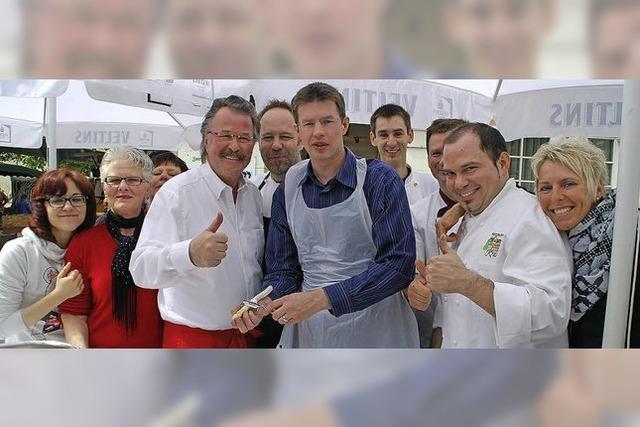 Stadtratskandidaten wetzten die Messer
