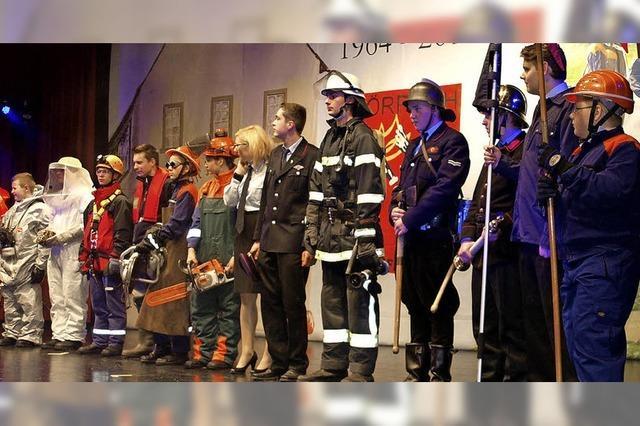 50 Jahre Lörracher Jugendfeuerwehr: Eine der ersten in Deutschland