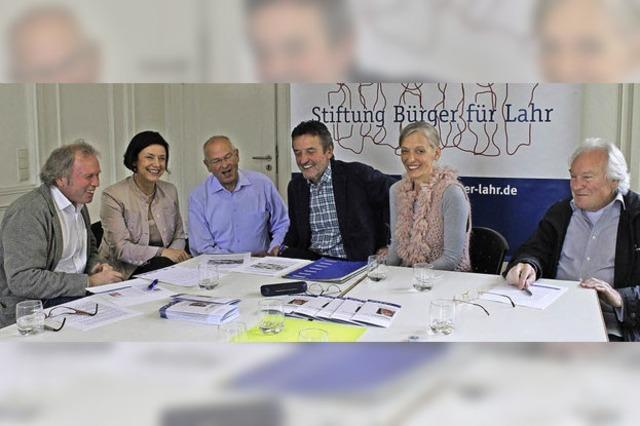 Stiftung Bürger für Lahr plant einen Bürgerbrunch auf dem Marktplatz