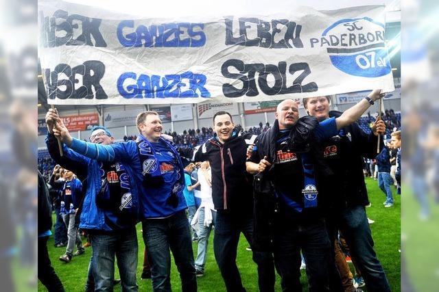 Das Fußball-Märchen vom SC Paderborn