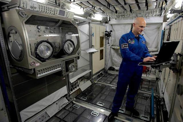 Raumfahrer Gerst bereitet sich seit 5 Jahren auf ISS-Einsatz vor