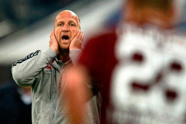 Für Nürnberg mündet eine komplett verhunzte Saison im Abstieg