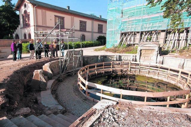 Baustelle der Donauquelle soll für Touristen geöffnet werden