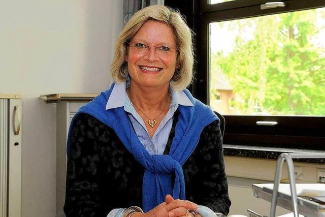 Yvonne Spindler ist stellvertretende Schulleiterin