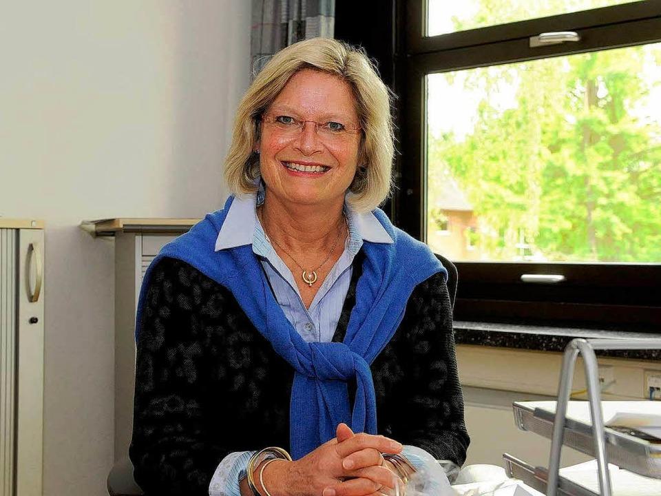 Yvonne Spindler   | Foto: Volker Münch
