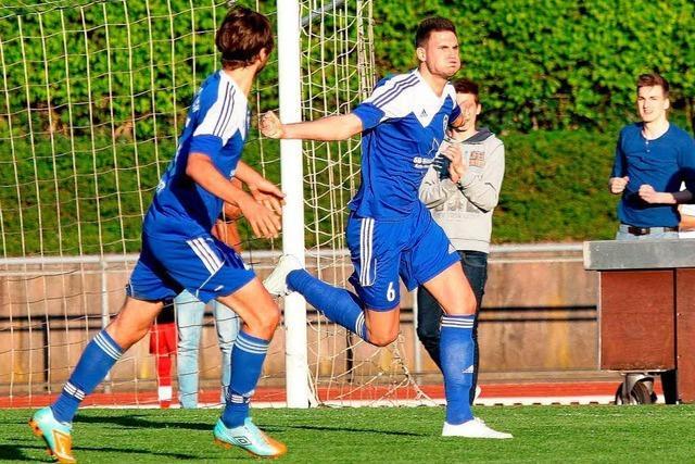SV Waldkirch gegen FC Bötzingen: Wer schafft's in den DFB-Pokal?